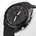 zegarek Edifice EFA-132PB-1AVEF czarny EDIFICE Momentum