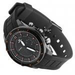 Edifice EFA-132PB-1AVEF EDIFICE Momentum sportowy zegarek czarny