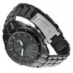 Edifice EFA-132BK-1AVEF Edifice sportowy zegarek czarny