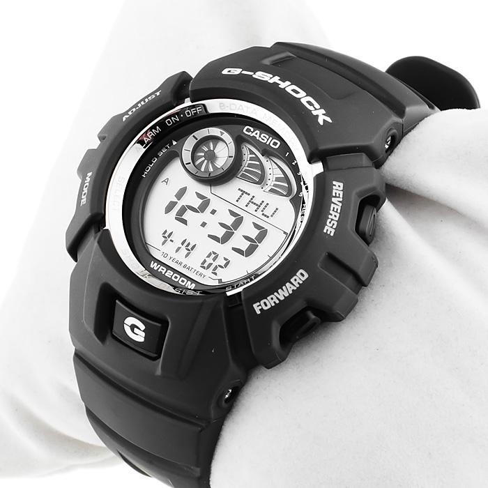 G-Shock G-2900F-8VER dla dzieci zegarek G-SHOCK Original pasek