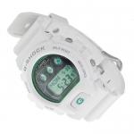 G-Shock G-6900EW-7ER G-Shock sportowy zegarek biały