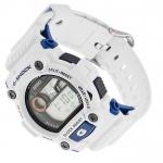 G-Shock G-7900A-7ER Cool Wave G-Shock sportowy zegarek biały