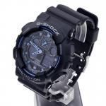 G-Shock GA-100-1A2ER zegarek męski sportowy G-SHOCK Original pasek
