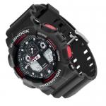 G-Shock GA-100-1A4ER Red Giant G-SHOCK Original sportowy zegarek czarny