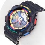 zegarek G-Shock GA-110DR-1AER czarny G-Shock