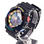 G-Shock GA-110DR-1AER G-Shock zegarek męski sportowy mineralne