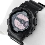 zegarek G-Shock GD-100MS-1ER czarny G-Shock