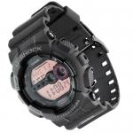 G-Shock GD-100MS-1ER Firepower G-Shock sportowy zegarek czarny