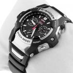 GS-1100-1AER - zegarek męski - duże 4