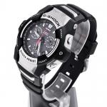 GS-1100-1AER - zegarek męski - duże 5