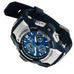 G-Shock GS-1100-2AER Prince of the Street G-Shock sportowy zegarek srebrny