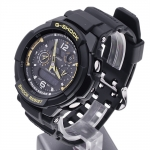 G-Shock GW-3500B-1AER G-Shock G-Force zegarek męski sportowy mineralne