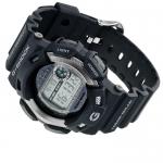 G-Shock GW-9100-1ER Gulf Sailer G-Shock sportowy zegarek srebrny