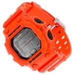 G-Shock GX-56-4ER Tough King G-Shock sportowy zegarek czerwony