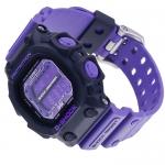 G-Shock GX-56DGK-1ER Dirty Ghetto Kids G-Shock sportowy zegarek fioletowy