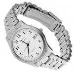 Pierre Ricaud P1102.5122 Bransoleta klasyczny zegarek srebrny