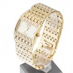 Pierre Ricaud P21081.1111Z Bransoleta zegarek damski klasyczny mineralne