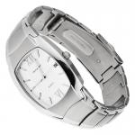 Pierre Ricaud P2567.5163 Wyprzedaż klasyczny zegarek srebrny