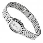 Pierre Ricaud P25905.3162Q zegarek damski Bransoleta srebrny
