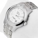 zegarek Pierre Ricaud P7859.5153 srebrny Automatic