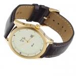 Pierre Ricaud P91005.1251Q Pasek klasyczny zegarek złoty
