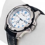 zegarek Timex T49624 srebrny Expedition