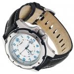 Timex T49624 Expedition sportowy zegarek srebrny