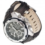 Timex T49627 Expedition sportowy zegarek srebrny