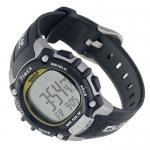 Timex T5E231 Ironman Traditional 100-Lap Full-Size Ironman sportowy zegarek srebrny