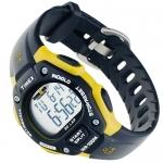 Timex T5E921 Ironman Triathlon Ironman sportowy zegarek czarny