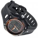 Timex T5G691 Ironman sportowy zegarek czarny