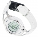 Timex T5J711 Ironman Triathlon Ironman sportowy zegarek srebrny