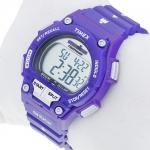 zegarek Timex T5K431 fioletowy Ironman