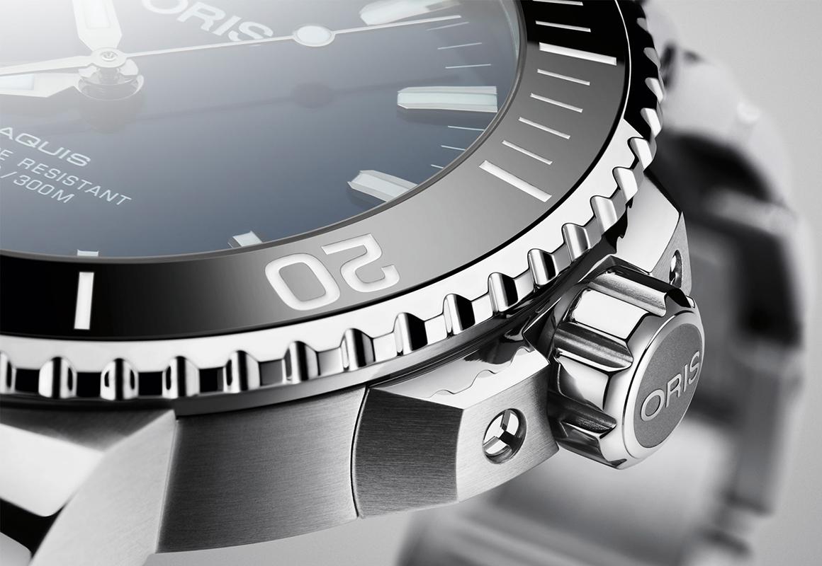 01 733 7730 4135-07 5 24 10EB zegarek klasyczny Aquis