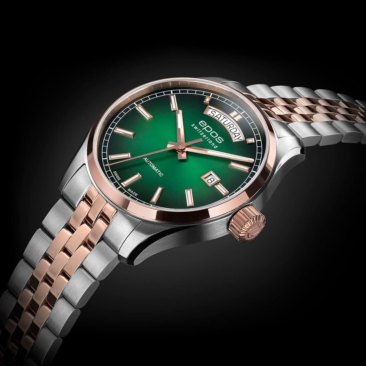 3501.142.34.93.44 zegarek męski Passion