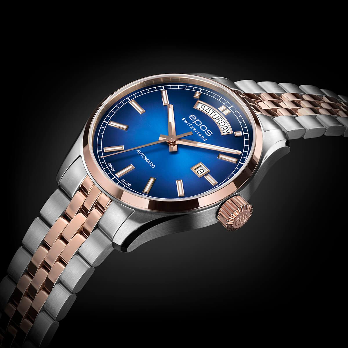 3501.142.34.96.44 zegarek męski Passion