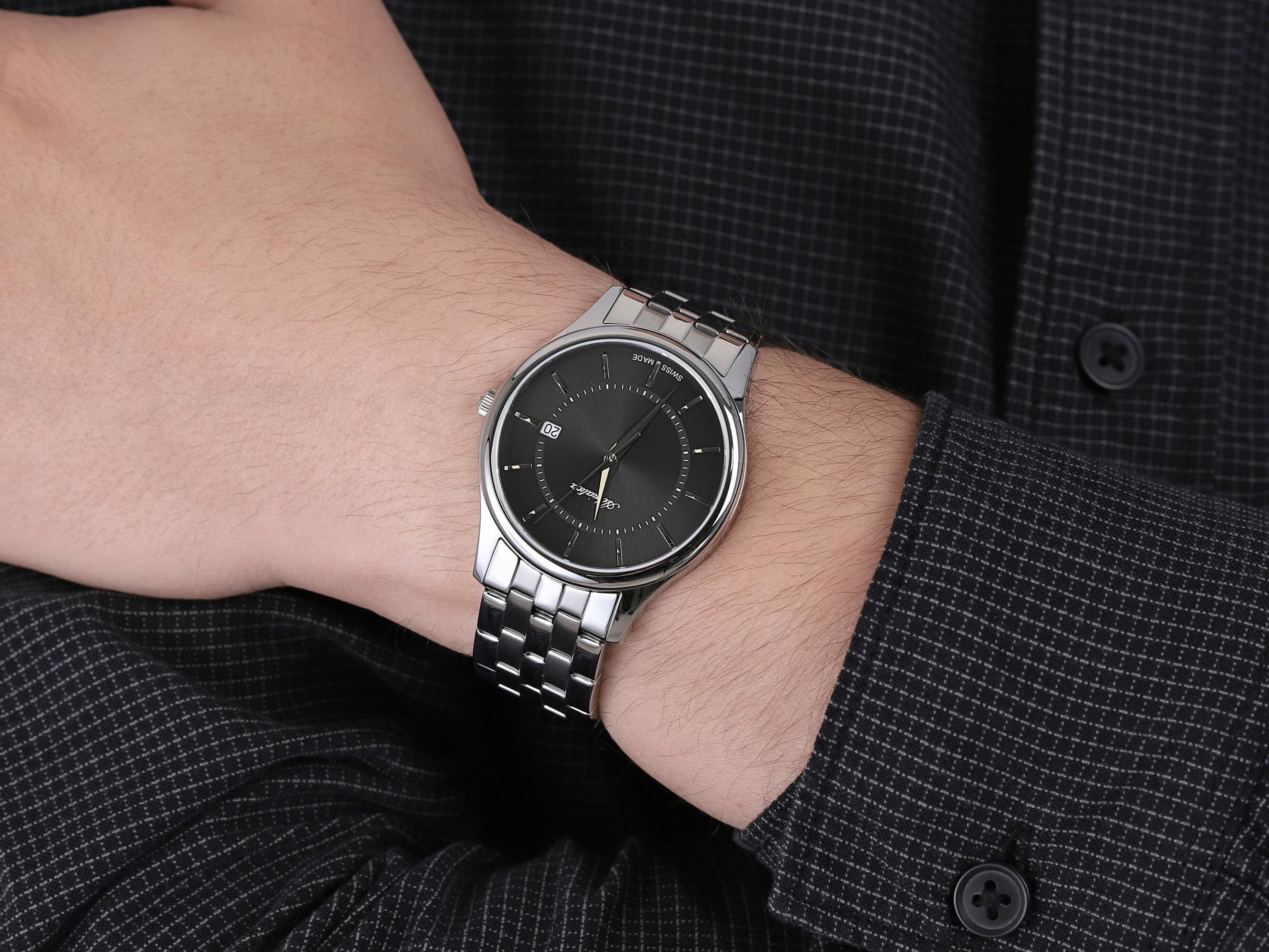 Adriatica A1279.5116Q męski zegarek Bransoleta bransoleta