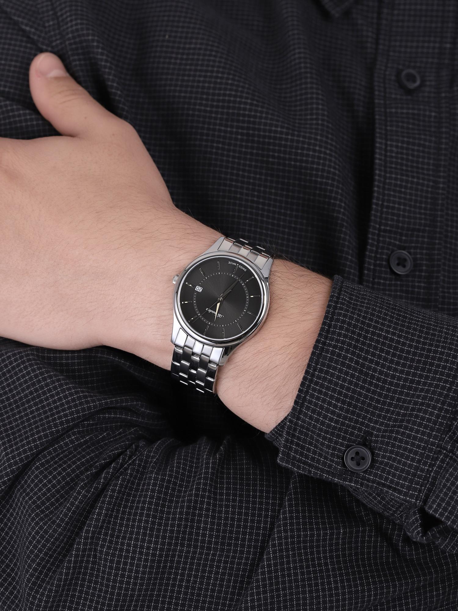 Adriatica A1279.5116Q zegarek elegancki Bransoleta