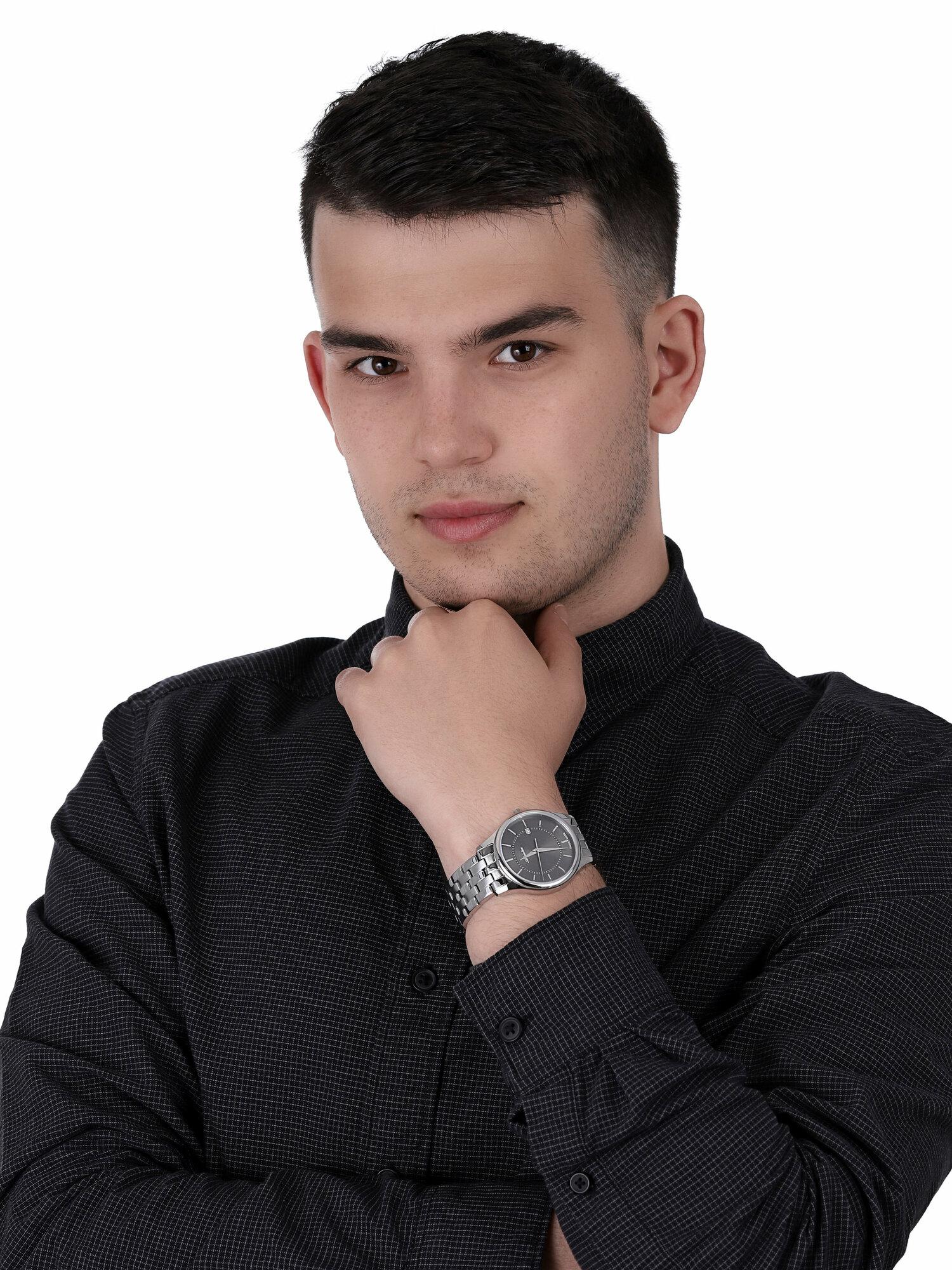 Adriatica A1279.5116Q zegarek męski Bransoleta
