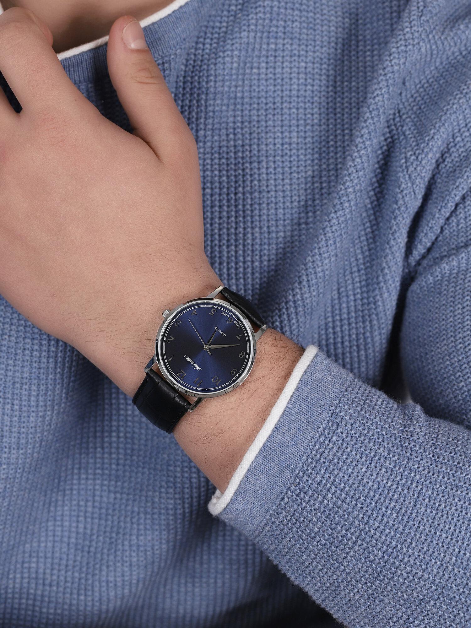 Adriatica A1287.5225Q zegarek klasyczny Pasek