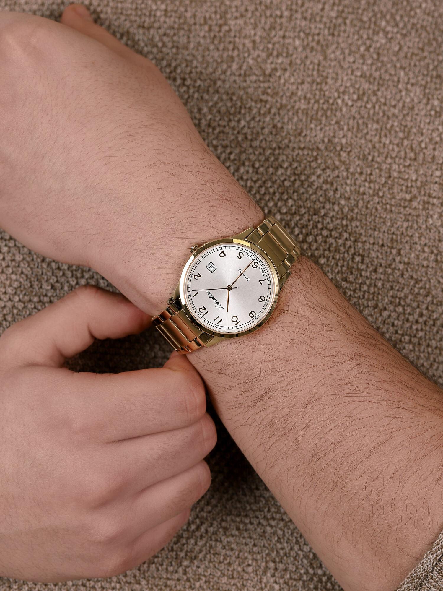 Adriatica A1292.1123Q męski zegarek Bransoleta bransoleta
