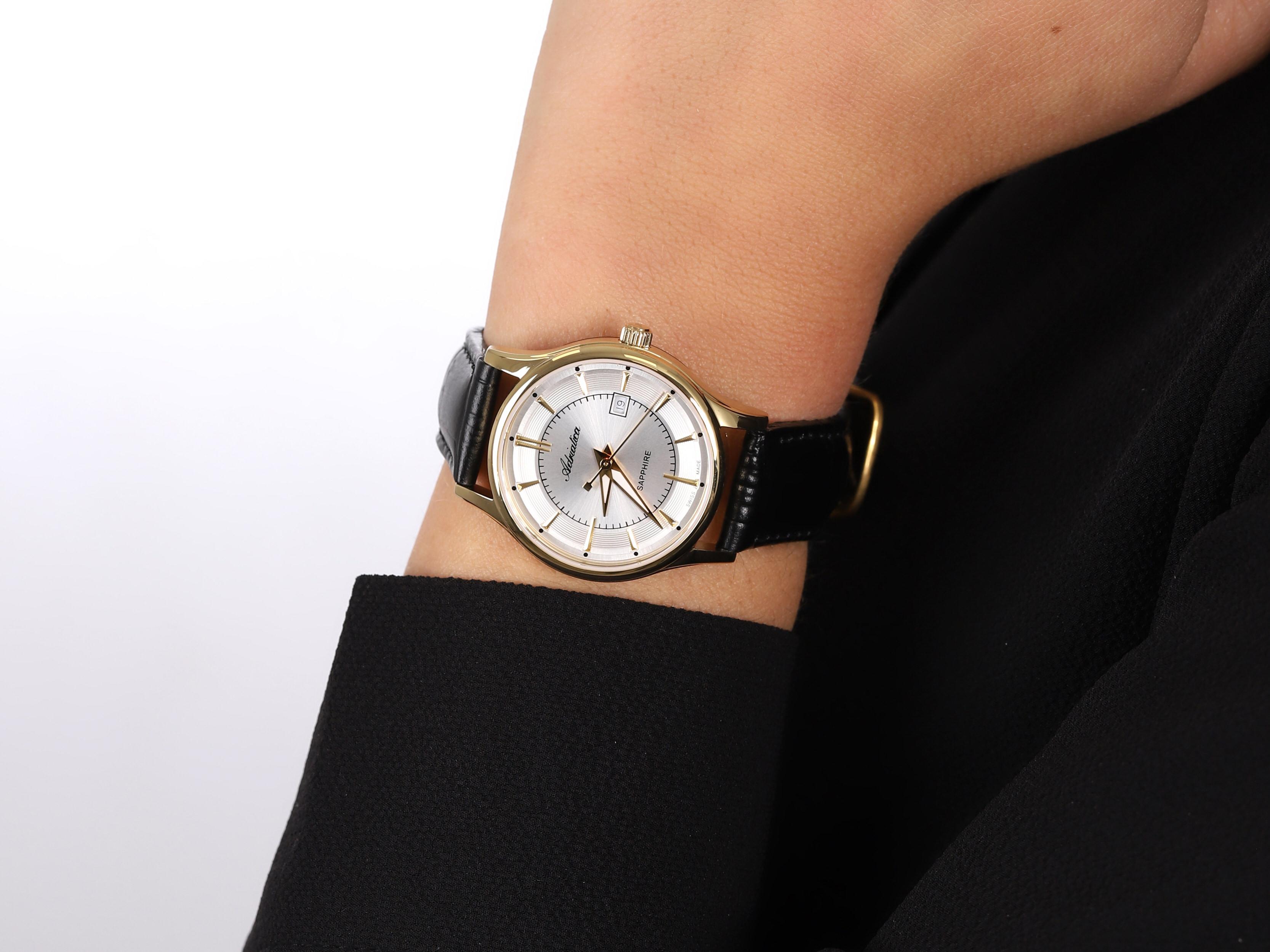 Adriatica A3196.1213Q Classic zegarek klasyczny Damskie