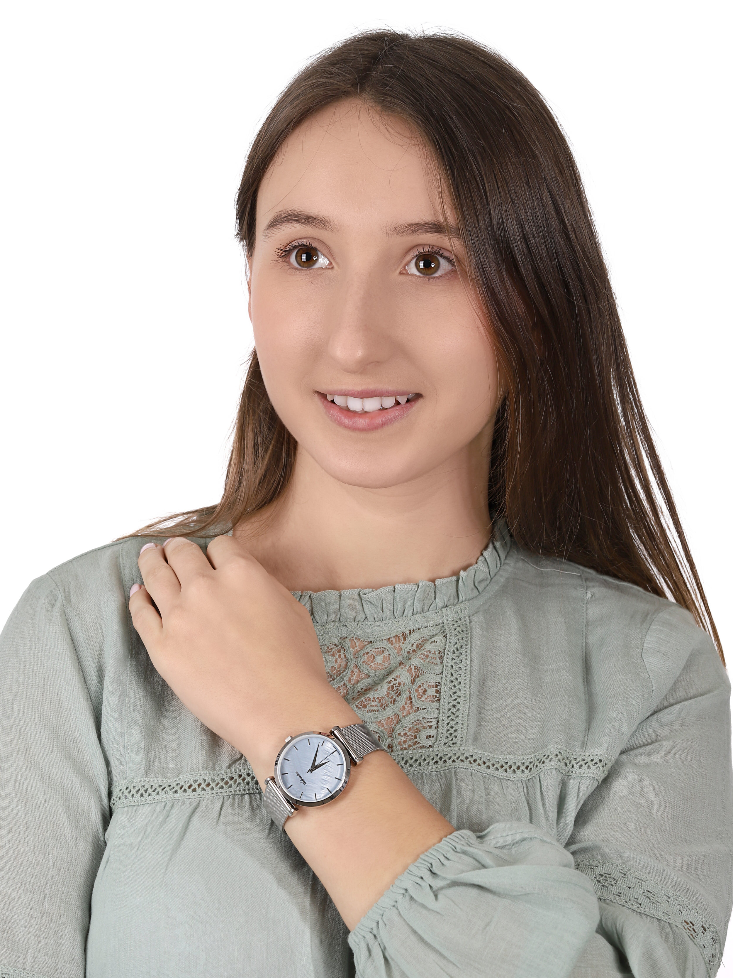 Adriatica A3713.511ZQ Classic zegarek elegancki Bransoleta