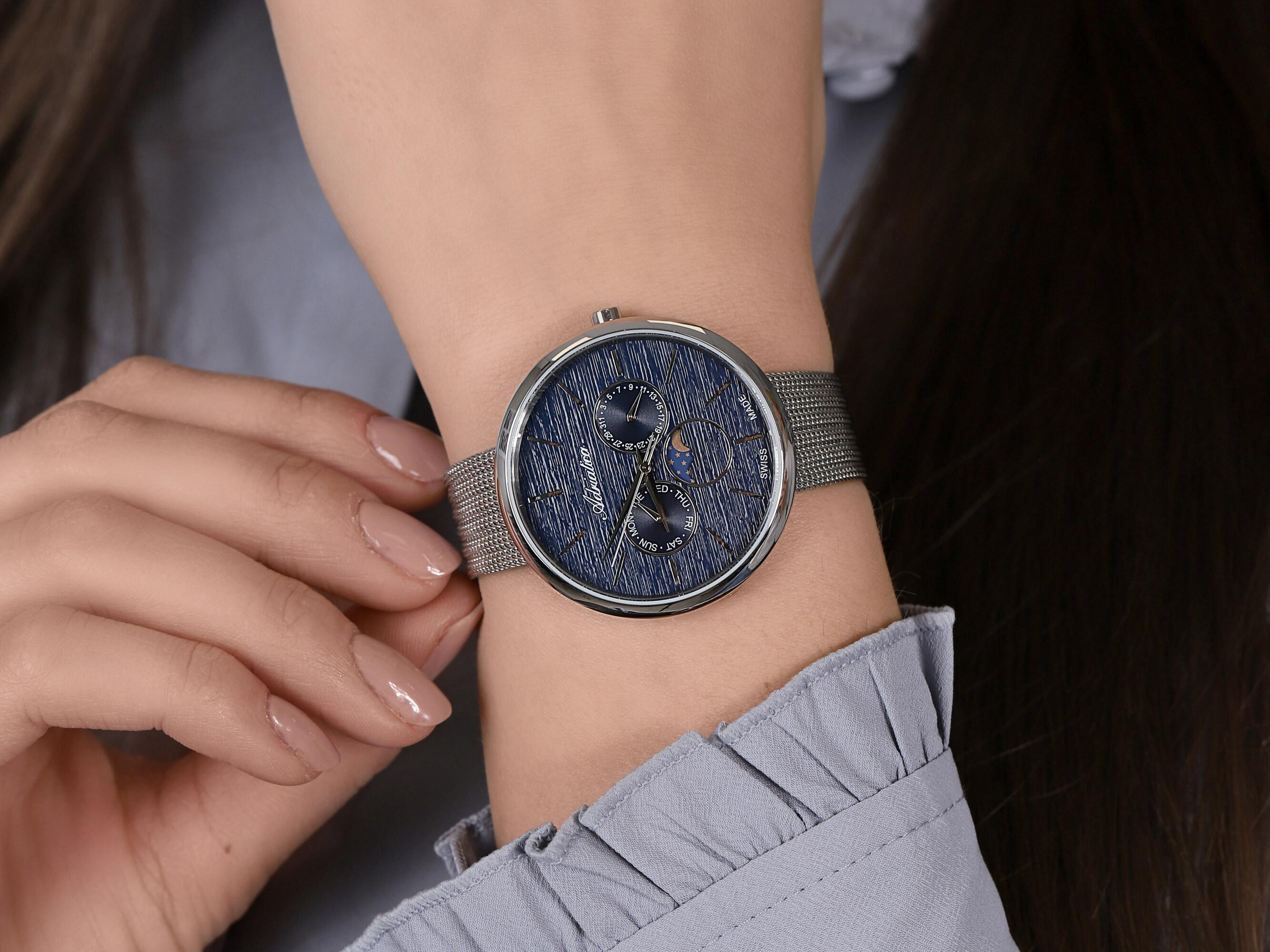 Adriatica A3732.5115QF damski zegarek Bransoleta bransoleta