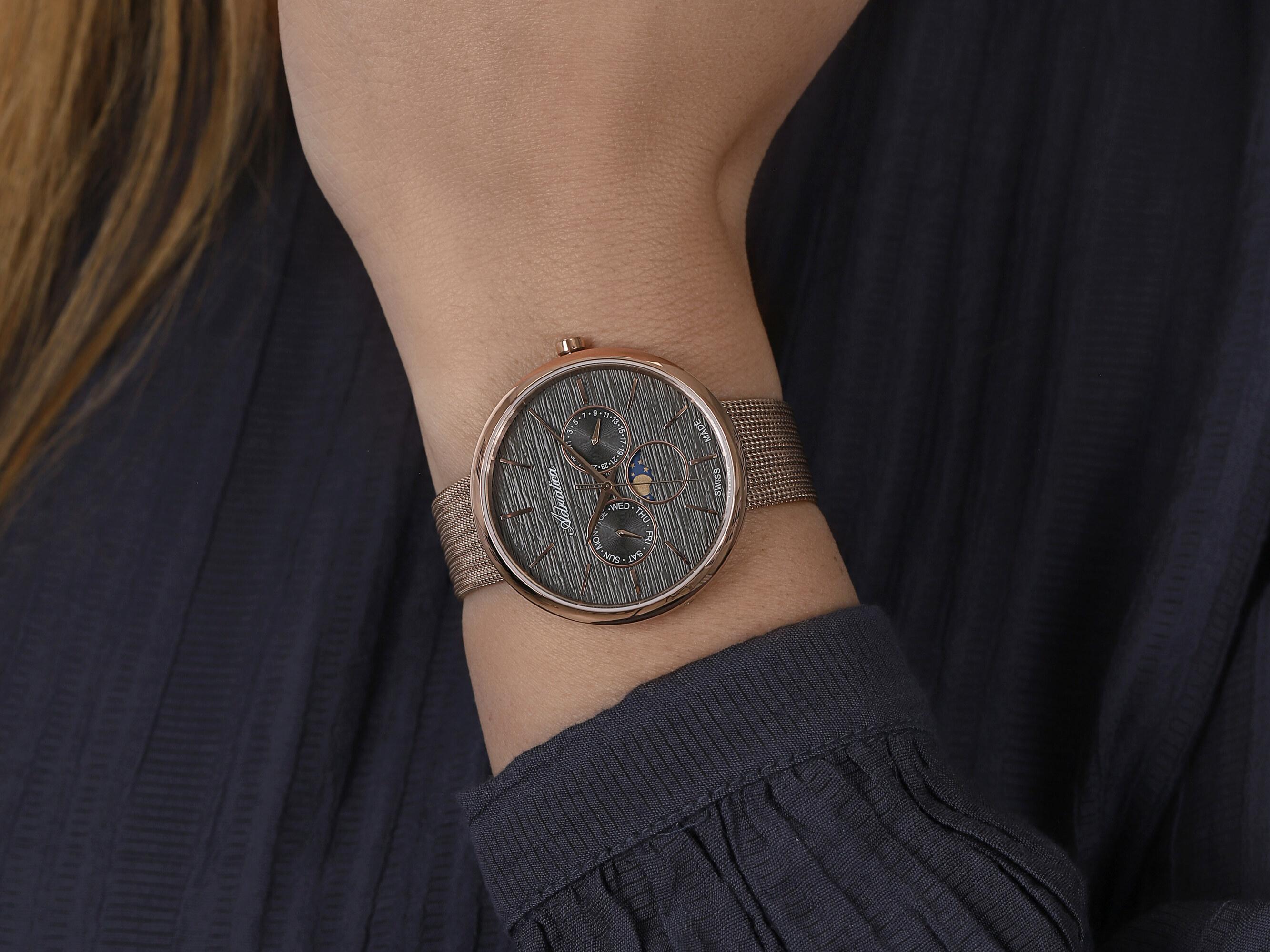 Adriatica A3732.R116QF damski zegarek Bransoleta bransoleta