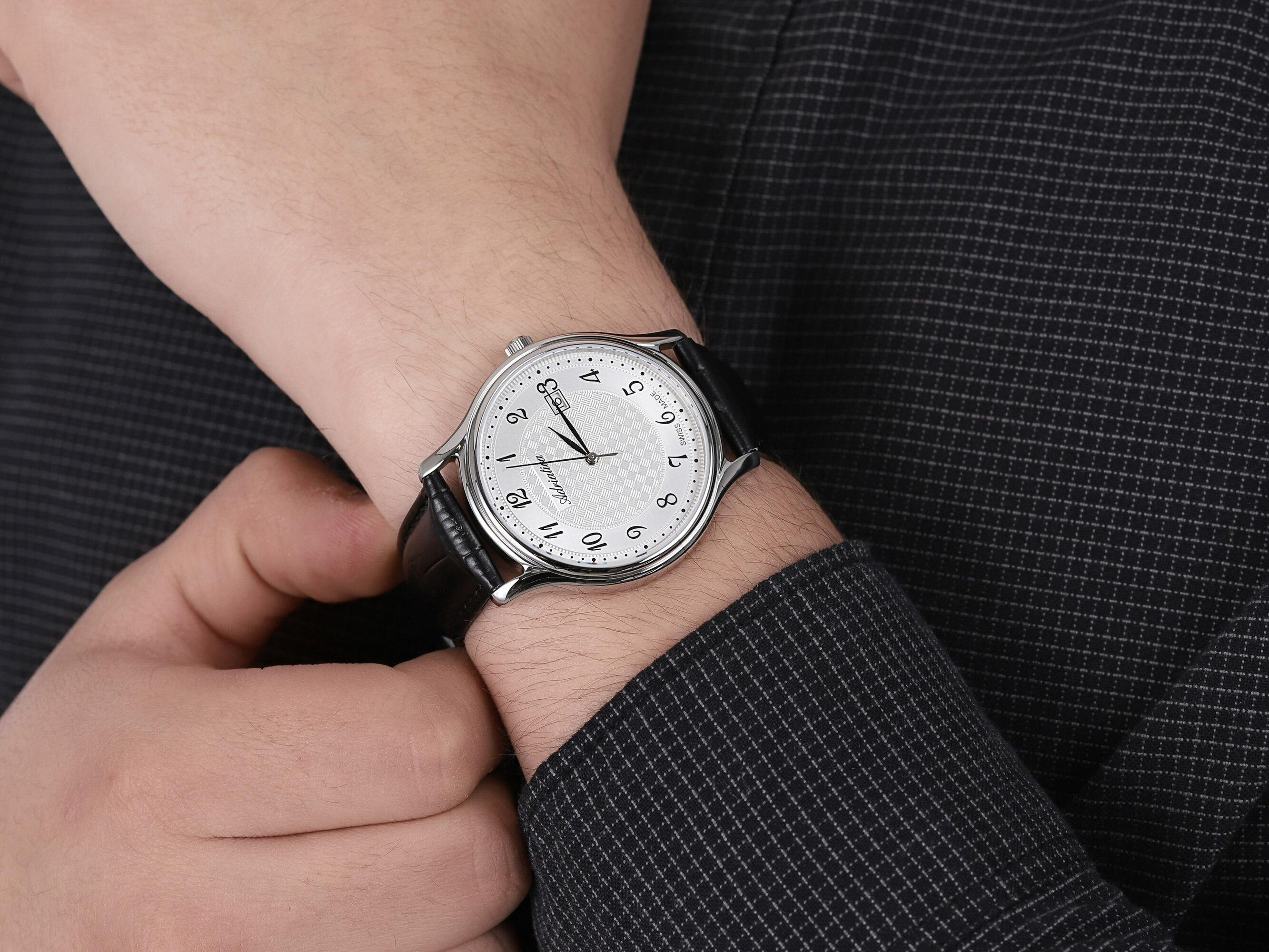 Adriatica A8000.5223Q zegarek męski Pasek