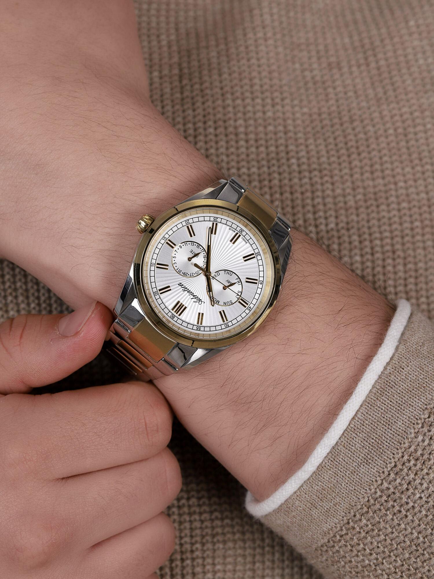 Adriatica A8211.2113QF zegarek klasyczny Bransoleta