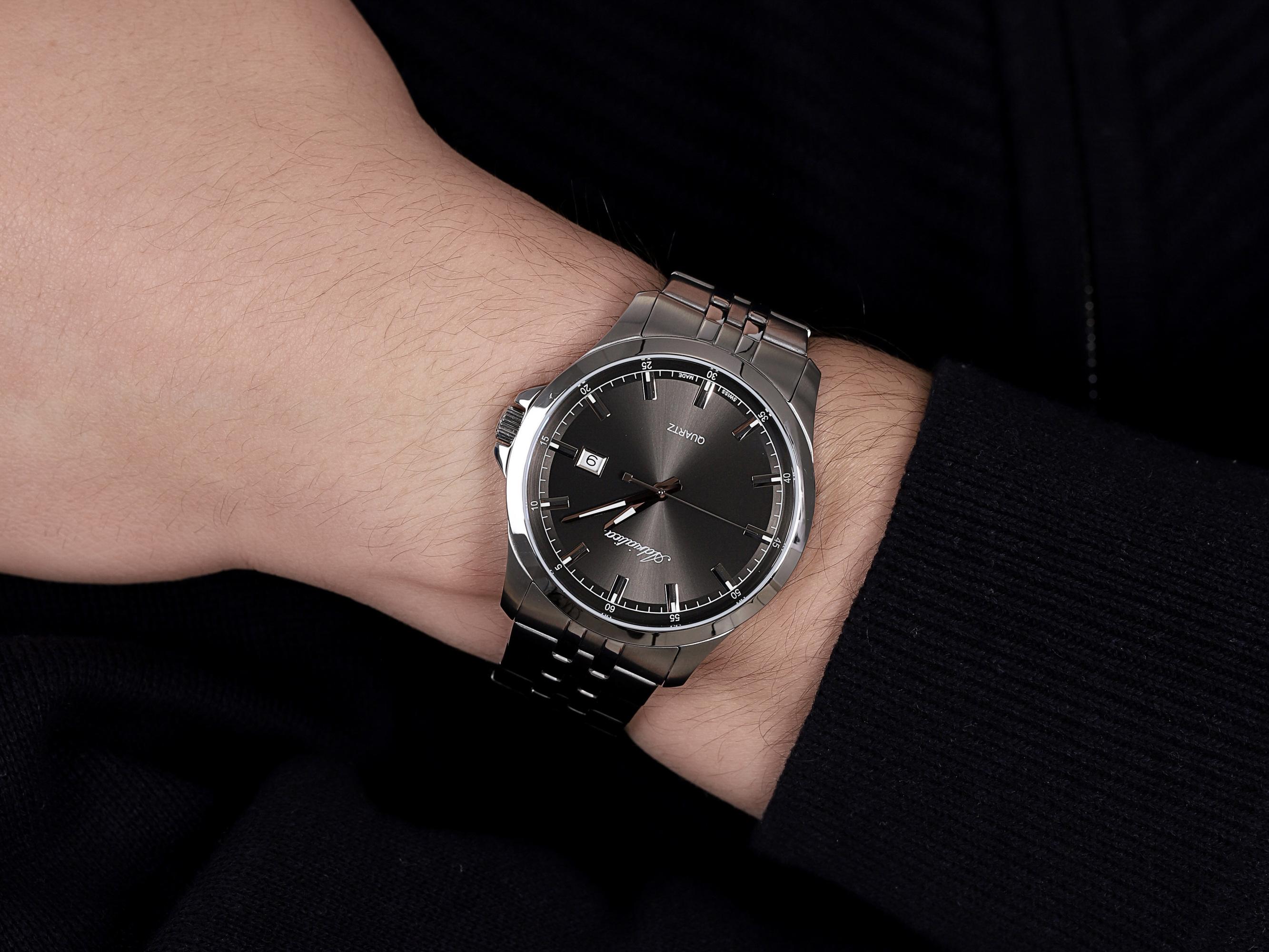 Adriatica A8304.5116QA męski zegarek Bransoleta bransoleta
