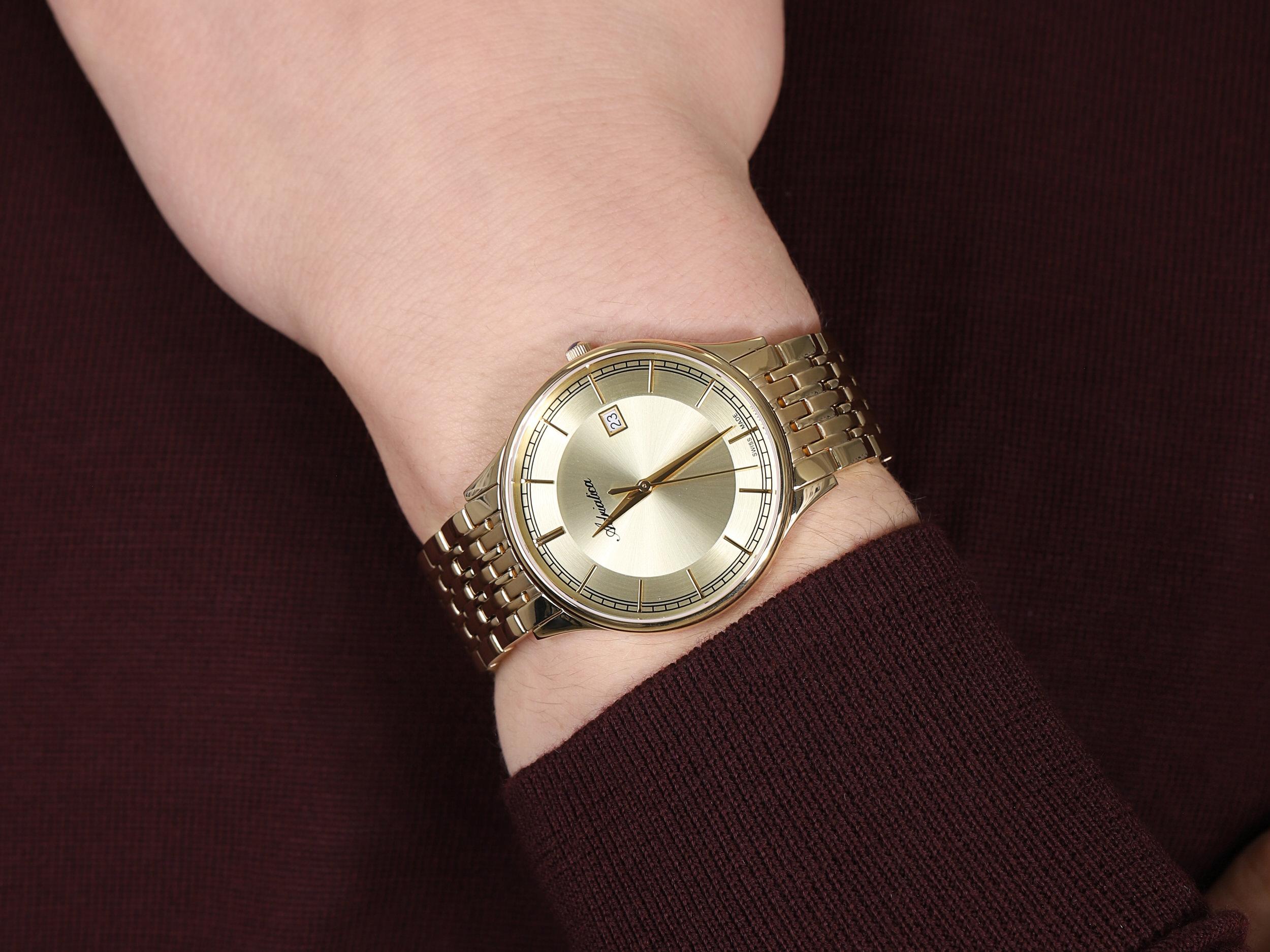 Adriatica A8315.1111Q męski zegarek Bransoleta bransoleta