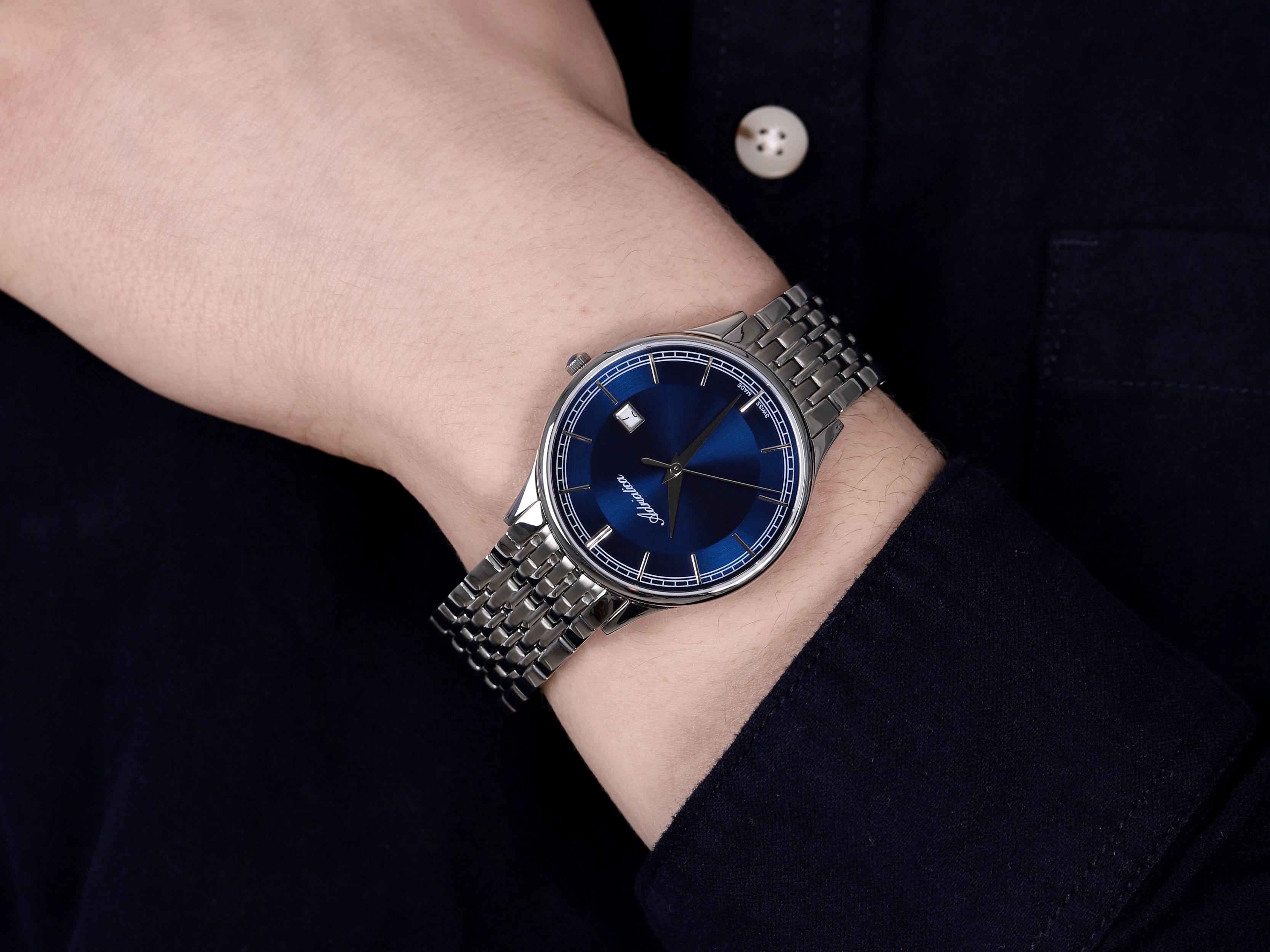 Adriatica A8315.5115Q zegarek klasyczny Bransoleta